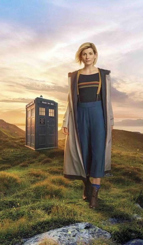 Podrás ver la onceava temporada de Dr.Who por Crackle