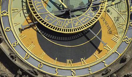 El reloj astronómico de Praga