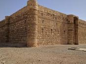 Castillo desierto Qasr Kharana. Jordania
