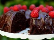 Receta casera bizcocho doble muerte chocolate