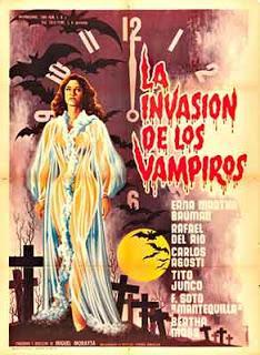 La invasión de los vampiros 1963 Miguel Morayta