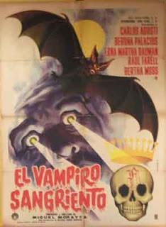 El Vampiro Sangriento, 1962 (Miguel Morayta)