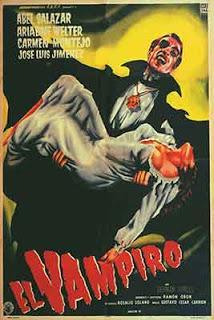 El Vampiro 1957 Fernándo Méndez