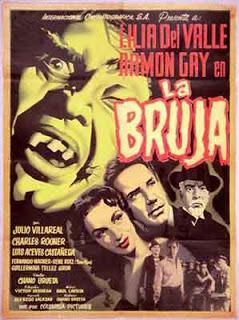 La Bruja 1954 Chano Urueta