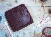 Brownie pasta sésamo (tahini tahina)