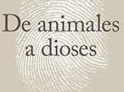 """SUTILES SUGERENCIAS: animales dioses. breve historia humanidad"""""""