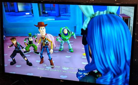 Se filtran imágenes in-game de Kingdom Hearts III: ¿Rompe Ralph?