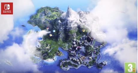 Go Vacation llega a Switch en julio repleto de juegos
