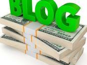 ¿Puedo ganar dinero extra blog?