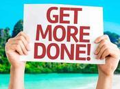 ¿Cómo productivo eficiente haces? (Trabajando solo)