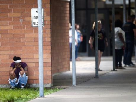 AP APTOPIX SCHOOL SHOOTING TEXAS A EE.UU. TX