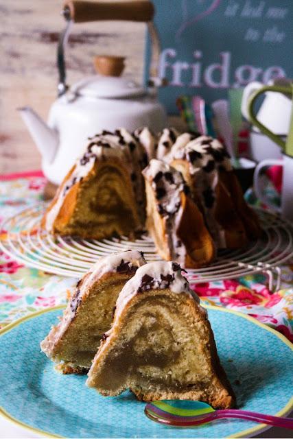 Coffee Liqueur Bundt Cake