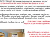 Publica experiencia viajera, MISM@ Donde Como