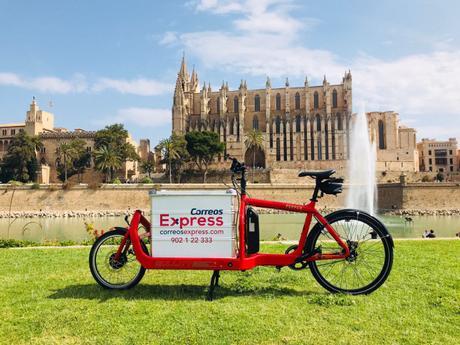Correos Express Bicis