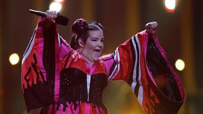 La dos caras de Israel: Eurovisión y política USA.