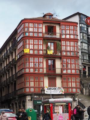 Un paseo por Bilbao
