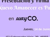 ¡Noticia! Presentación Libro Valencia