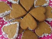 Bocaditos galletas jengibre