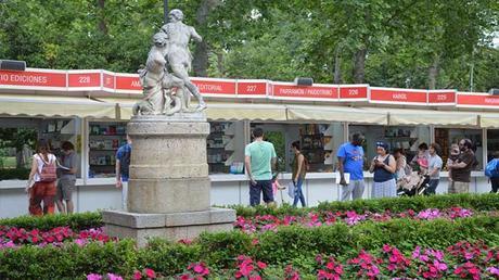 Planes para peques en la Feria del Libro de Madrid 2018