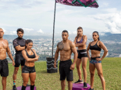 Equipo Santandereanos Desafío Súper Humanos Cana 2018