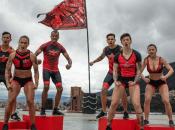 Equipo Cachacos Desafío Súper Humanos Cana 2018