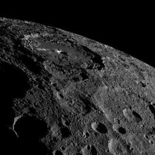 Ceres, la reina del Cinturón de Asteroides.