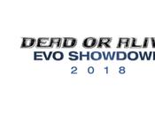 Koei Tecmo Europe anuncia torneo Dead Alive Showdown 2018