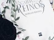 caída reinos, Morgan Rhodes