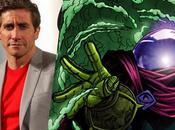 Jake gyllenhaal será mysterio secuela spider-man