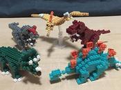 animales pasado NanoBlock