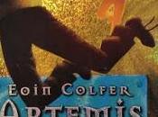 Saga Artemis Fowl, Libro Fowl peor enemigo, Eoin Colfer