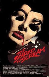 DEMASIADO ASUSTADA PARA GRITAR (Too Scared to Scream (The Doorman)) (USA, 1985) Psycho Killer, Policiaco