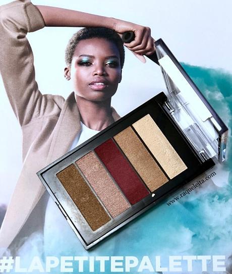 Una Mirada Deslumbrante con La Petite Palette y Paradise Primer y Máscara Extatic de L'Oréal Paris
