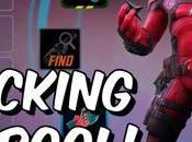 Conseguir Deadpool Marvel Strike Force