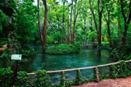Monasterio de Piedra (1). Un Parque Natural de asombrosas cascadas