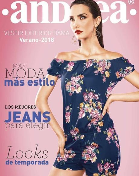 96dd2d021e812 Catalogo de Ropa Mujer Andrea verano 2018 - Paperblog