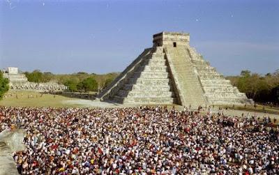Pirámide de K'uk'ulkan