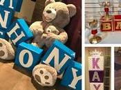 Cómo decorar baby shower cumpleaños cajas cartón