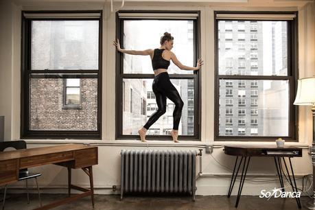 ¡Que una lesión no te pare!. La bailarina Sara Mearns.