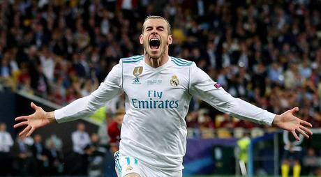 VIDEO: Así fue el golazo de Gareth Bale para el Real Madrid ante el Liverpool