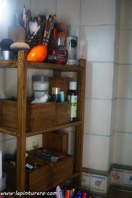 El vídeo de los domingos: Mi nuevo mueble de cosmética y maquillaje (Vlog)