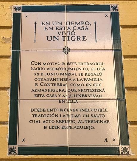 La casa del tigre.