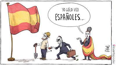 """El """"tropiezo"""" de Podemos y raperos contra la censura."""