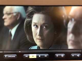 Meryl Streep como Kay Graham en The Post. Más allá de la épica periodística.
