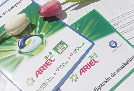 Proyecto Ariel 3en1 PODS cupones