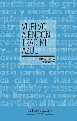 VUELVO A ENCONTRAR MI AZUL - MARÍA TERESA CERVANTES