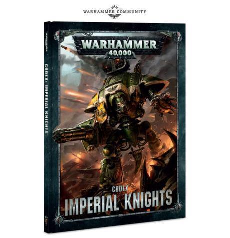 Semana que viene: Knights en pre-pedidos (GW)