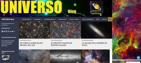 universo blog sitio web