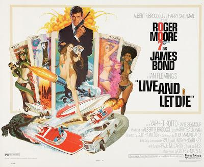 TC 40 & MM 93 Live and let die (Vive y deja morir, 1973)