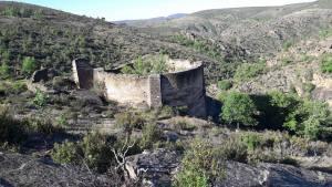 Hacenderas en la Sierra Norte de Guadalajara